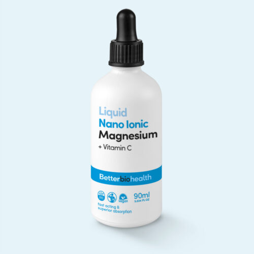 Nano Ionic Magnesium -