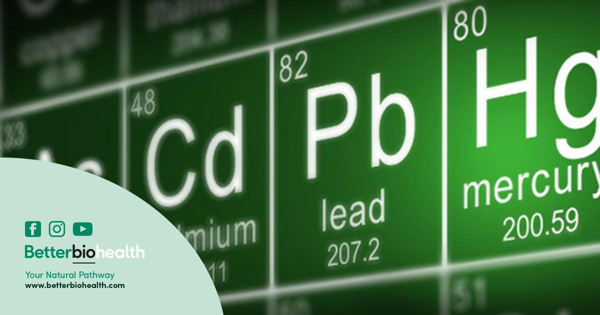 Are some minerals like ARSENIC, MERCURY & CADIUM toxic?   BetterBio Health