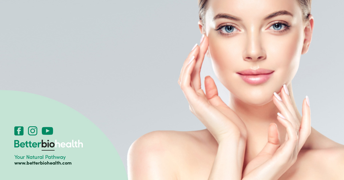 Zinc, Anti-Ageing, Miracle Mineral, prevents wrinkle formation, strengthens cell membranes - BetterBio Health