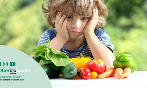 Nutritional Deficiencies, Children, Vital nutrients, healthy growth, development - BetterBio Health