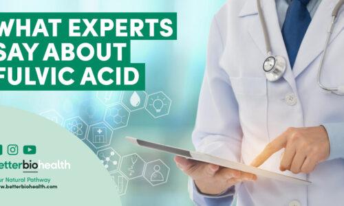 Fulvic Acid Supplements - BetterBio Health